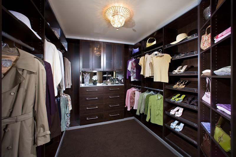 Modern master closets images pictures becuo - Master walk in closet design ...