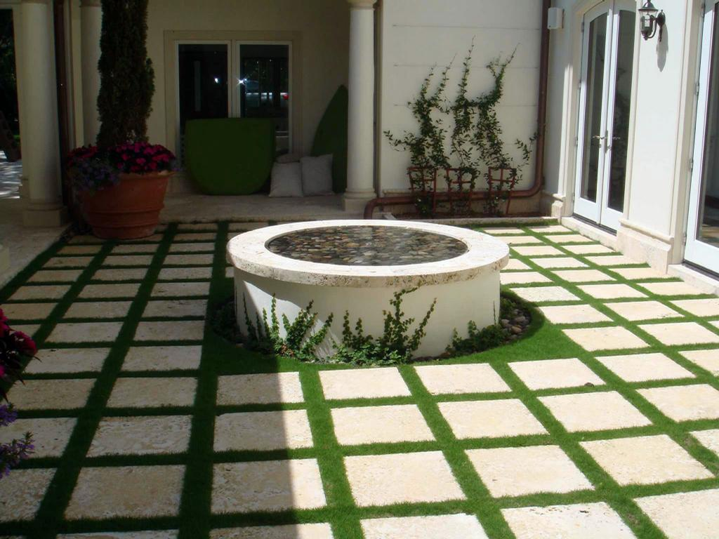 Hardscape Design And Installation From Cortada Landscape