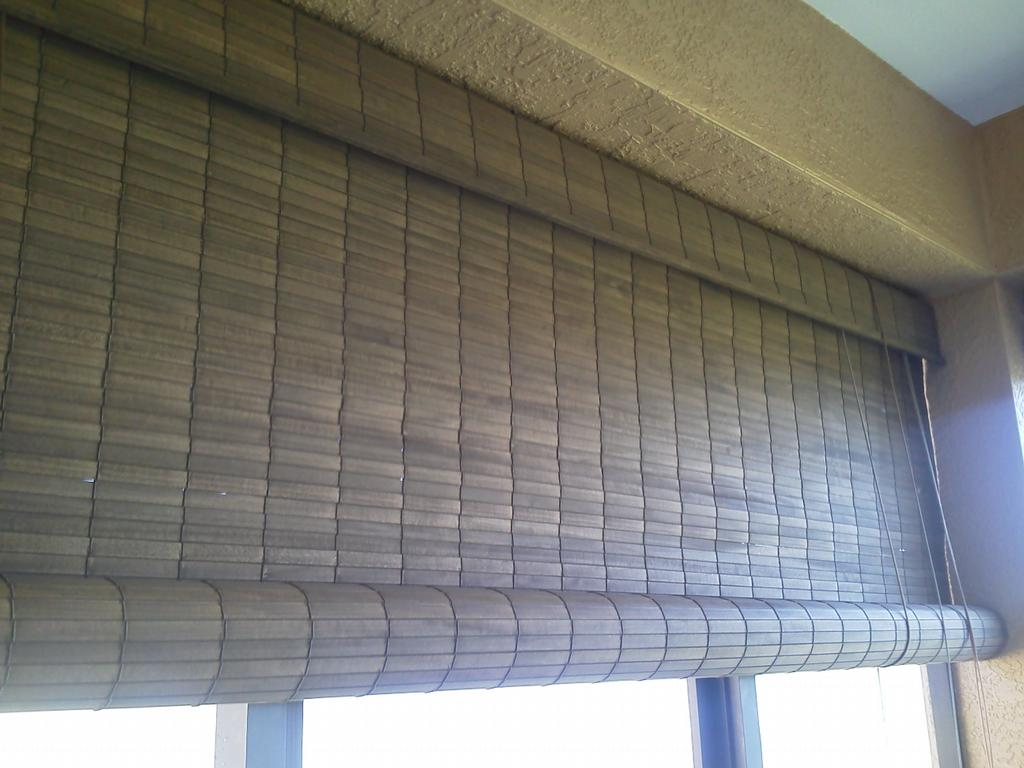 Exterior Porch Shades From AAA Blinds In Winter Haven FL 33884