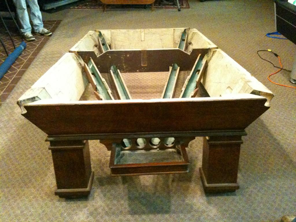 Pictures for absolute billiard services in stockbridge ga for How to build a billiard table
