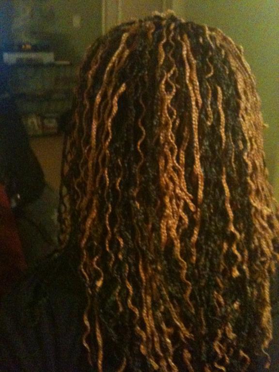 Latch hooks braids from connie s cut n curls in chino hills ca 91709