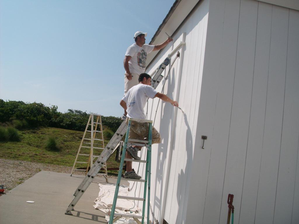 Carlos Portillo Nantucket Painting Nantucket Ma 02554