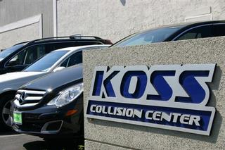 Koss Collision Center - San Jose, CA