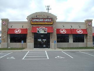 Genghis Grill - Cedar Rapids, IA