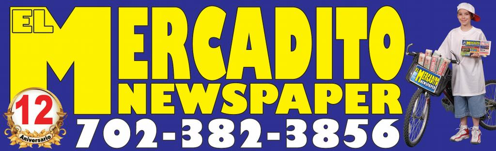 El Mercadito Newspaper Las Vegas Nv 89104 702 431 4034