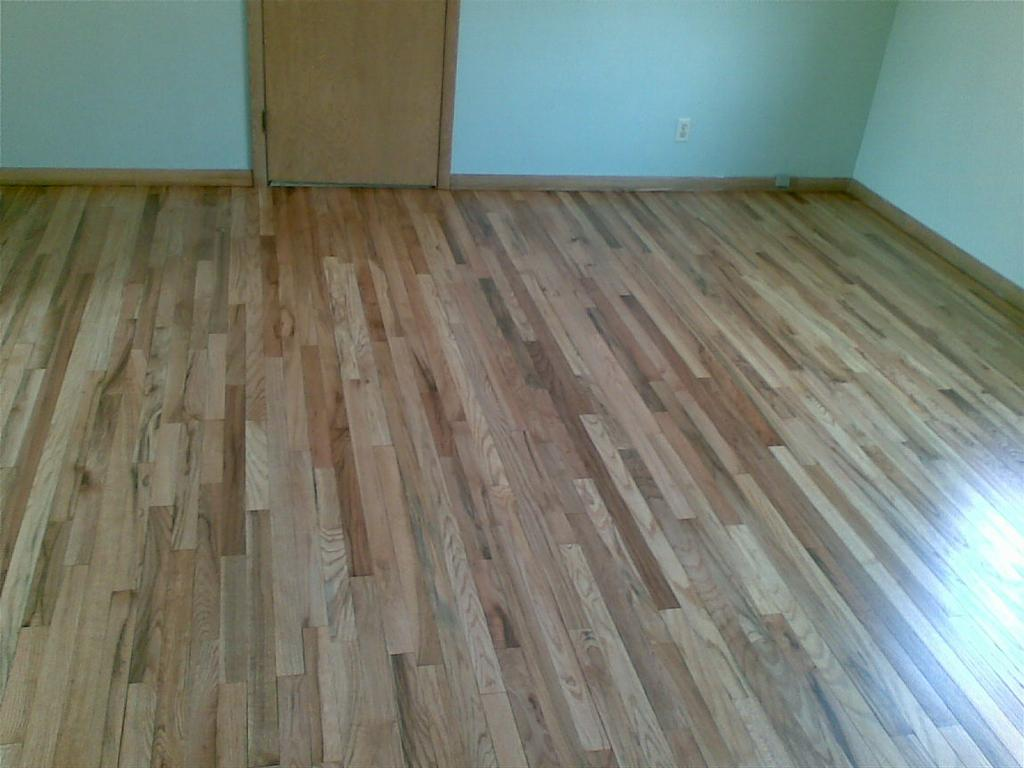 Pictures for all american hardwood tile flooring in for Rustic red oak flooring