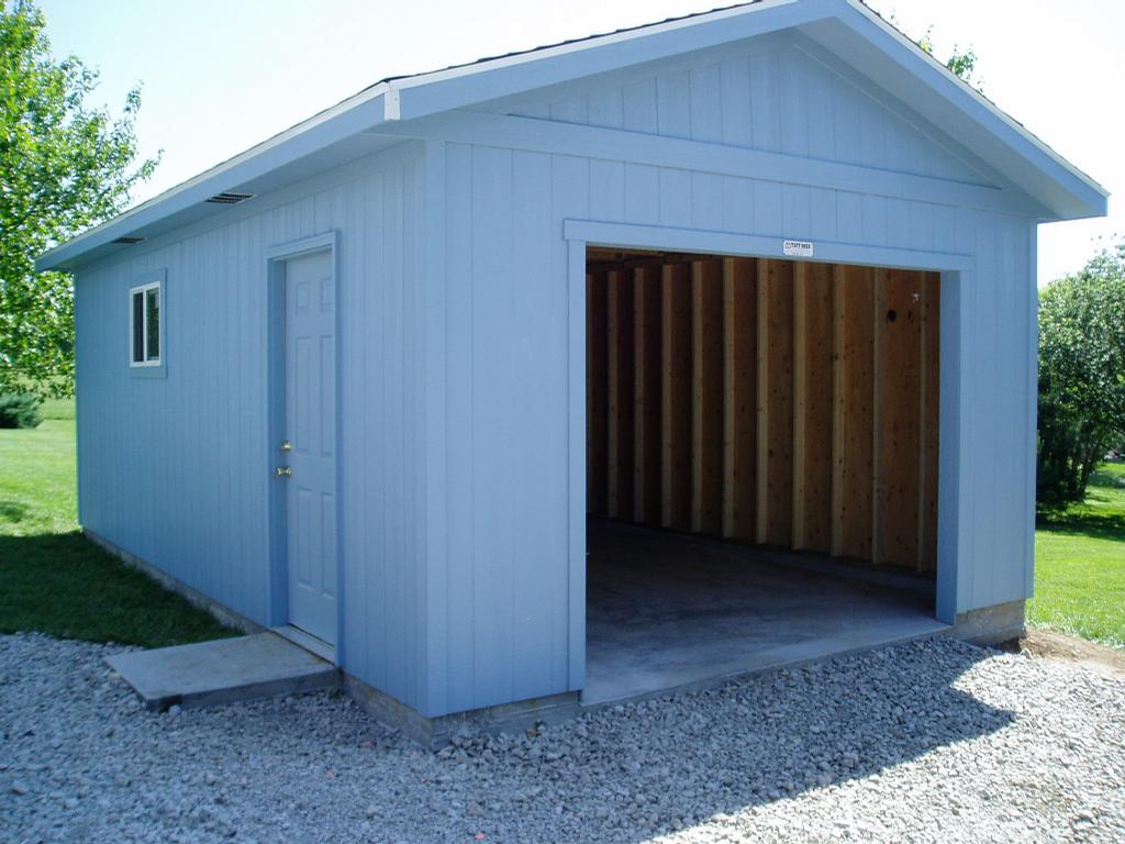 Tuff Shed Garages