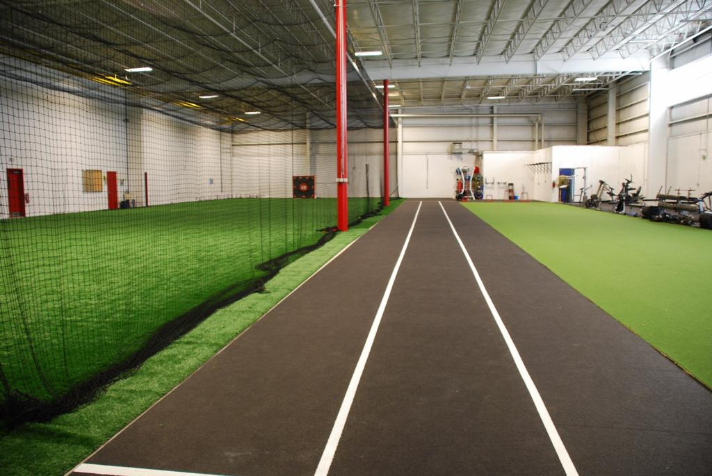 Hauppauge New York Sports Training Facility From Next