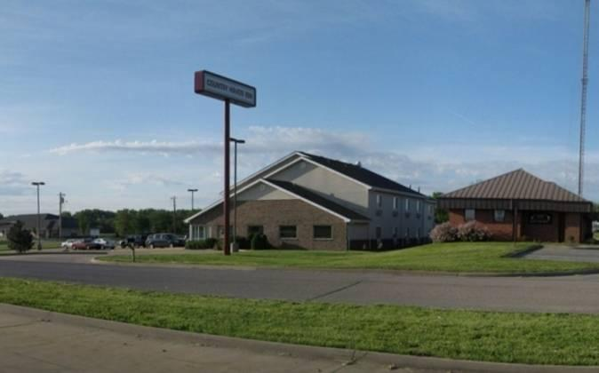 Burlington Ks Hotels Motels
