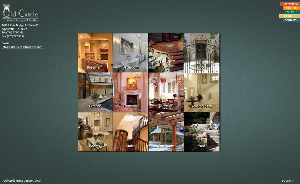 Emejing Old Castle Home Design Center Photos - Interior Design ...