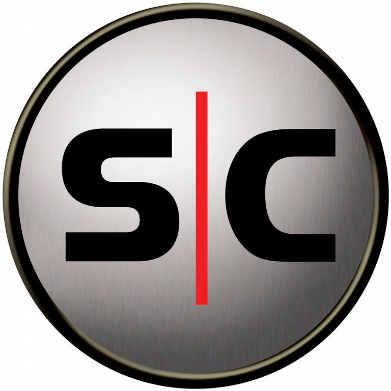 SC metallic logo cutout3 by Supercircuits Inc