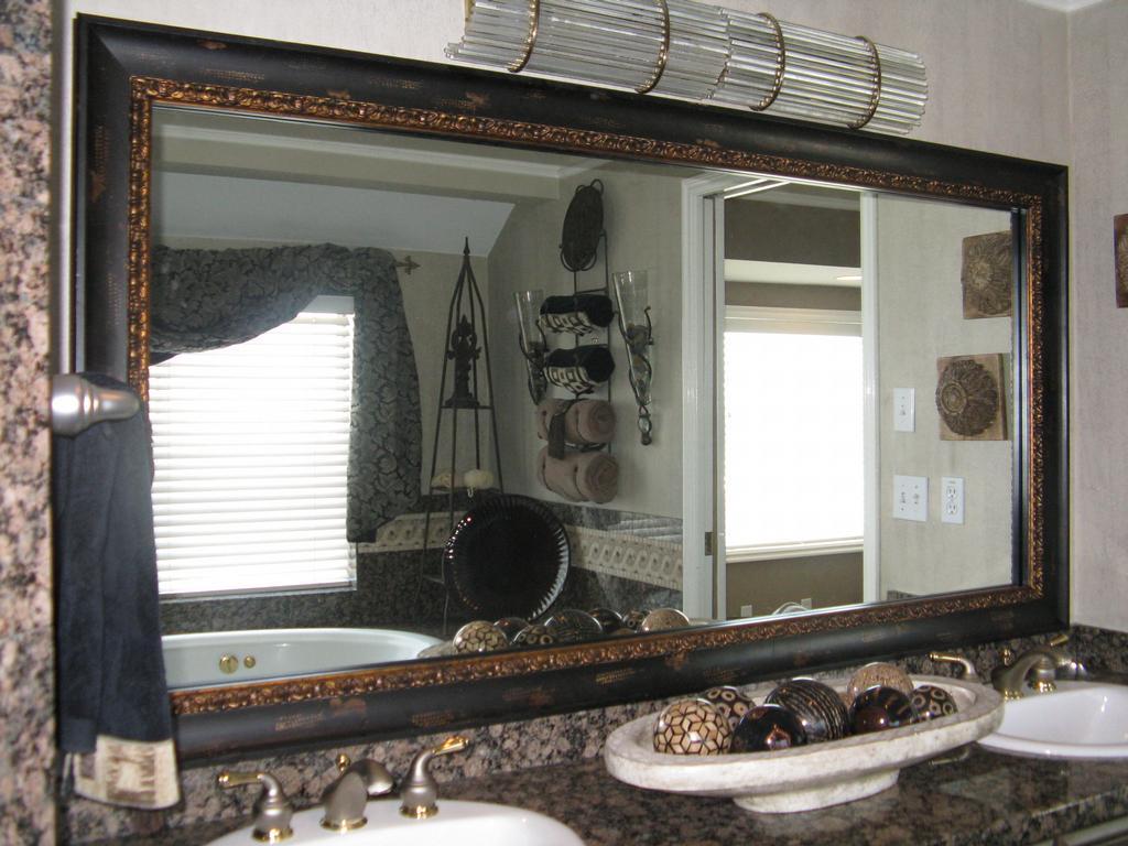 Photos For Reflected Design Custom Bathroom Mirror Frame Kits