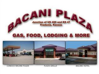 Bacani Hotel - Fredonia, KS