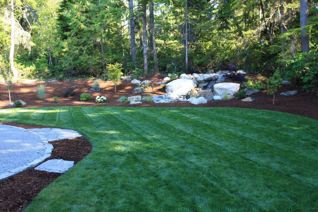 Northwest construction landscape llc bremerton wa for Nw construction