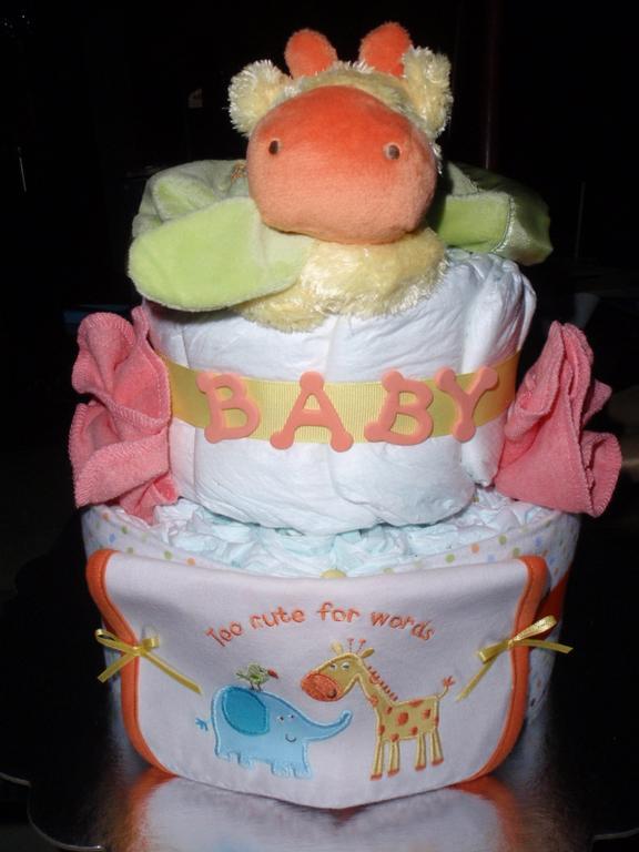 Tangela's Diaper Cakes - Miami FL 33169 | 305-343-7242 ...