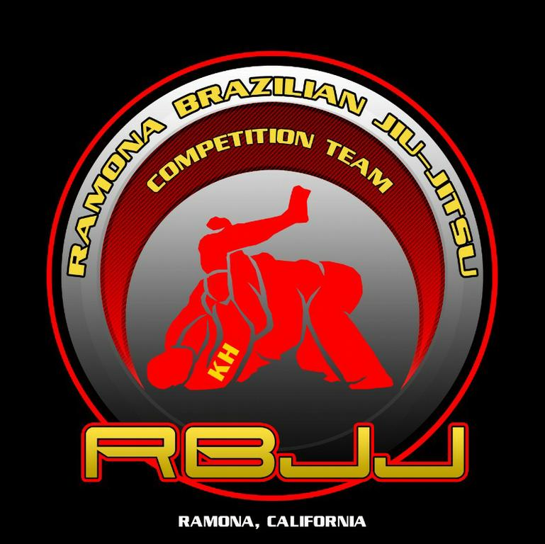 Brazilian Jiu Jitsu Logo Ramona Brazilian Jiu Jitsu