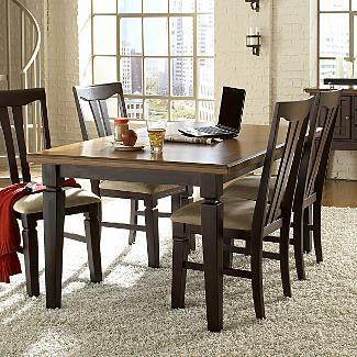 riverside casual cuisine by roswell home and office furniture