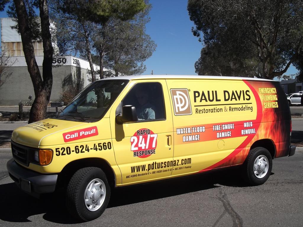 Pictures For Paul Davis Restoration Of Tucson In Tucson