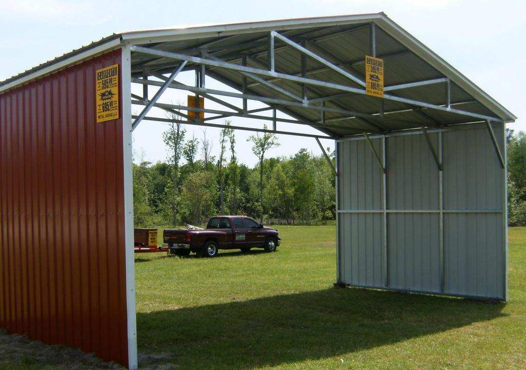 Pictures For Metal Garage Inc In Greenwood Sc 29649