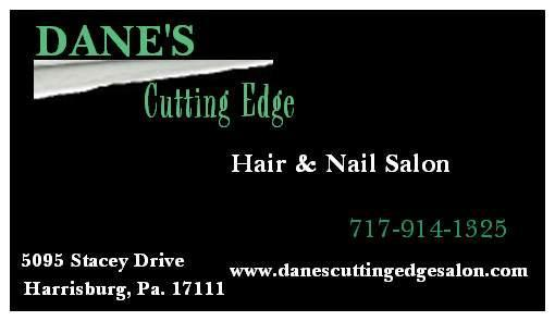 Danes cutting edge hair and nail salon harrisburg pa for A cutting edge salon