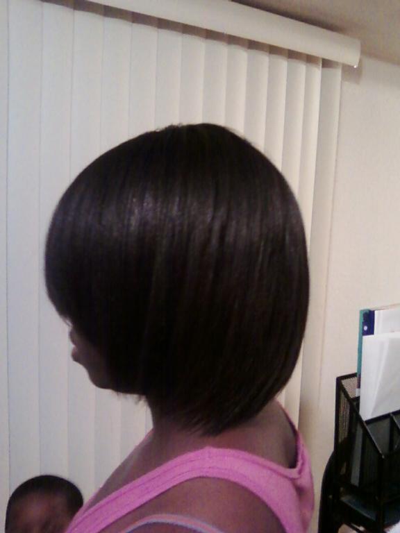 Silk Wrap Hairstyle 112371 | silk wrap hair style