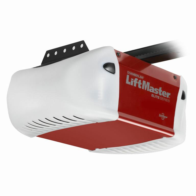 liftmaster elite series how to change the spring