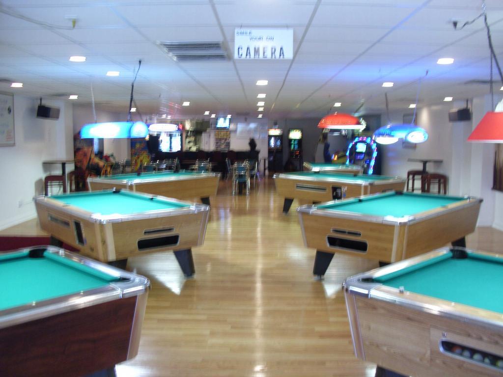Cirino S Billiards Cafe Omaha Ne