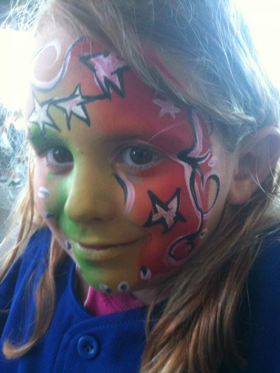 Staten Island Face Painters