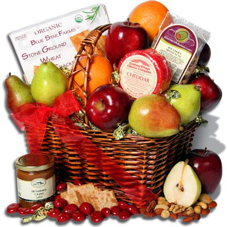 fruit gift baskets welch fruit snacks healthy