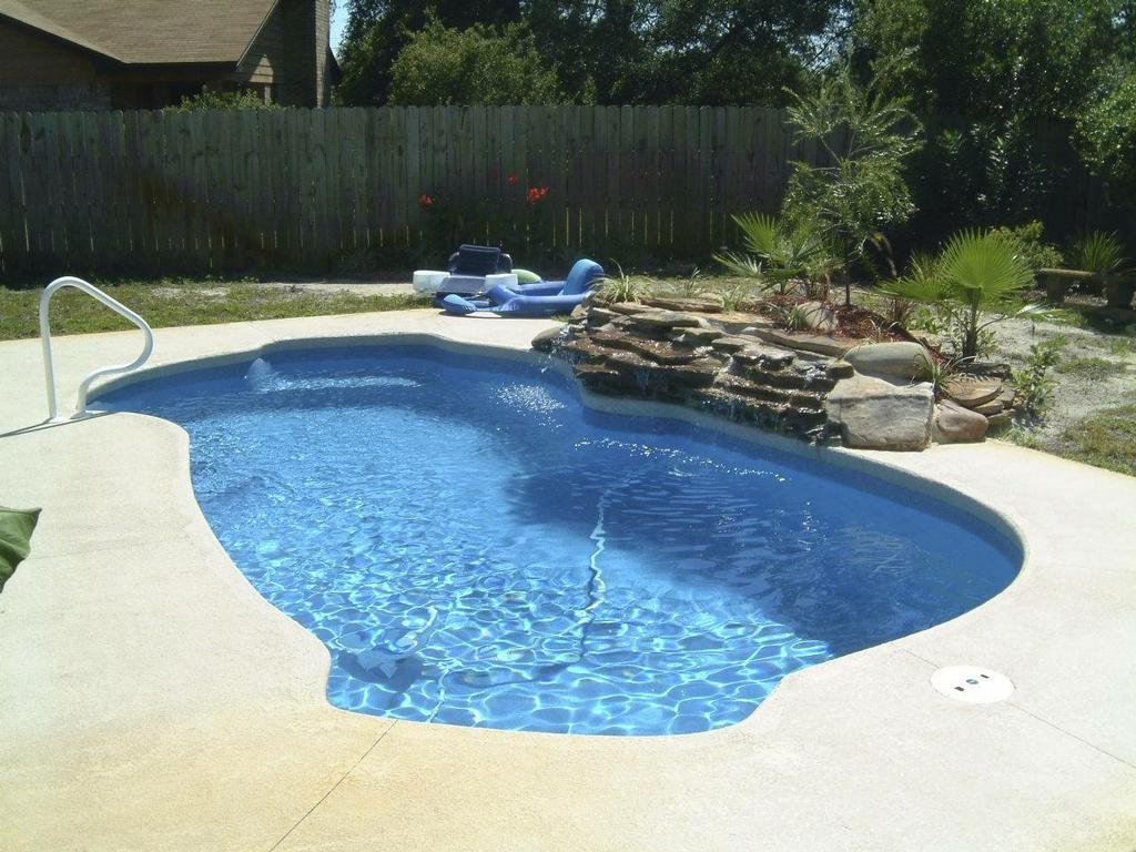 Splash Pools Raleigh Fiberglass Pool Builder Freeport