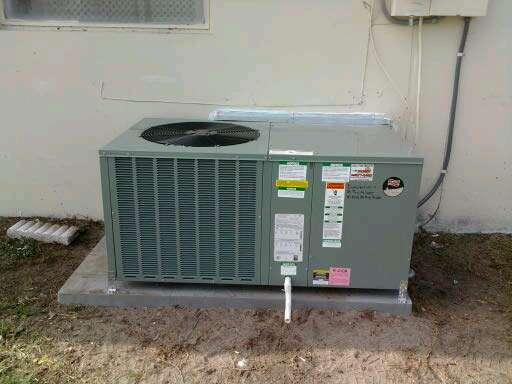 Ruud Package Unit From Target Air Conditioning Llc In