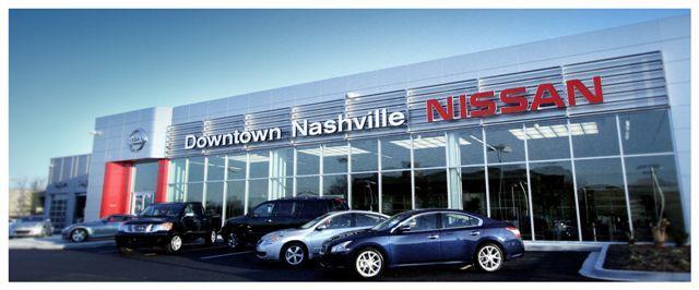 Downtown Nashville Car Dealerships
