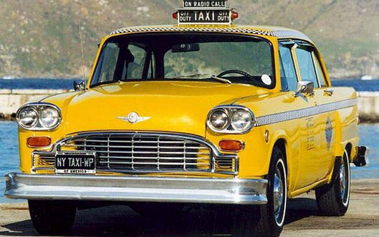 yellow cab - photo #39