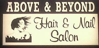 Above beyond hair nail salon jacksonville nc 28546 for Above beyond salon