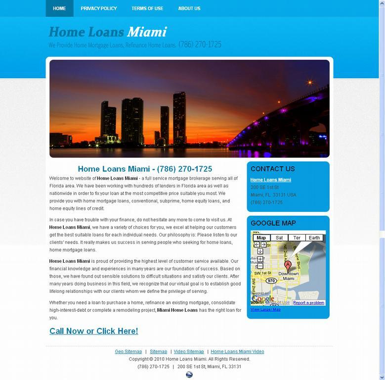 Miami Condos Android App