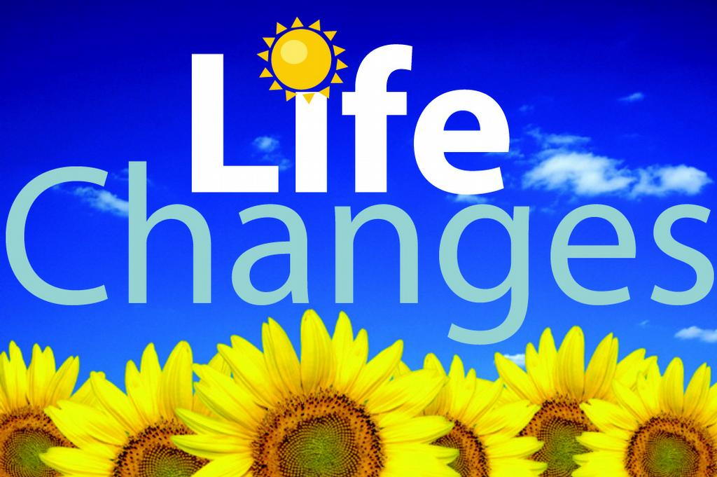 Life changes pictures