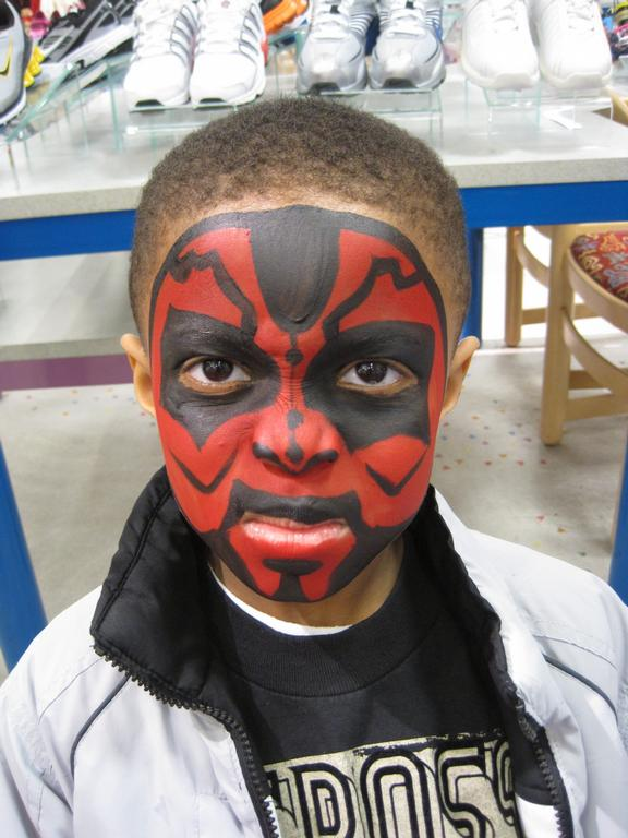 Face Painting For Parties Memphis Tn
