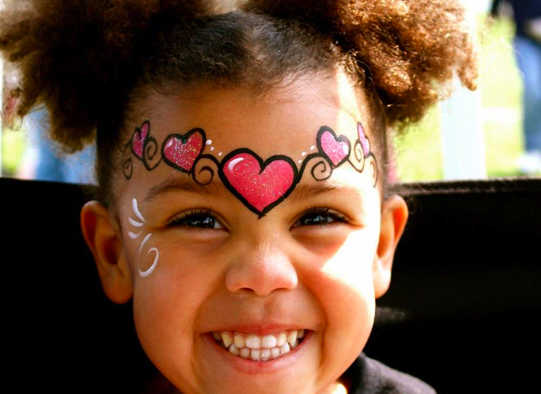Face Painting For Parties Near