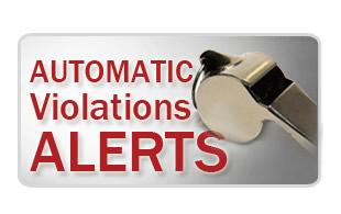 automatic_violation_alerts by GPS Monitoring Solutions Inc.