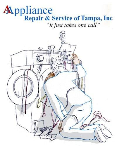 A Appliance Repair Amp Service Of Tampa Inc Wesley