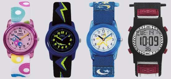 3D kids watches