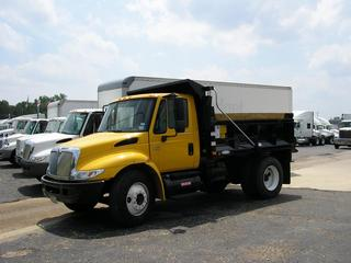 2005 pre owned international 4300 dump truck waco houston texas credit repair dallas waco. Black Bedroom Furniture Sets. Home Design Ideas
