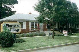 Pinecrest Village - Wichita, KS