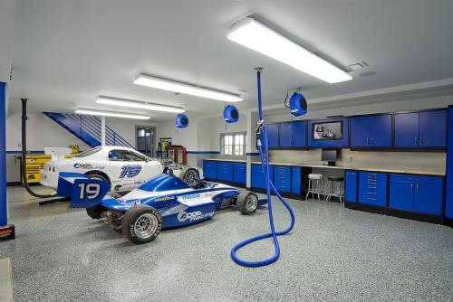 Pictures for Ultimate Garage Floors and Cabinet Storage ...