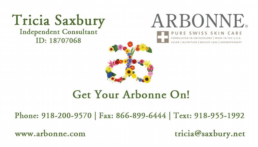 arbonne independent consultant job description