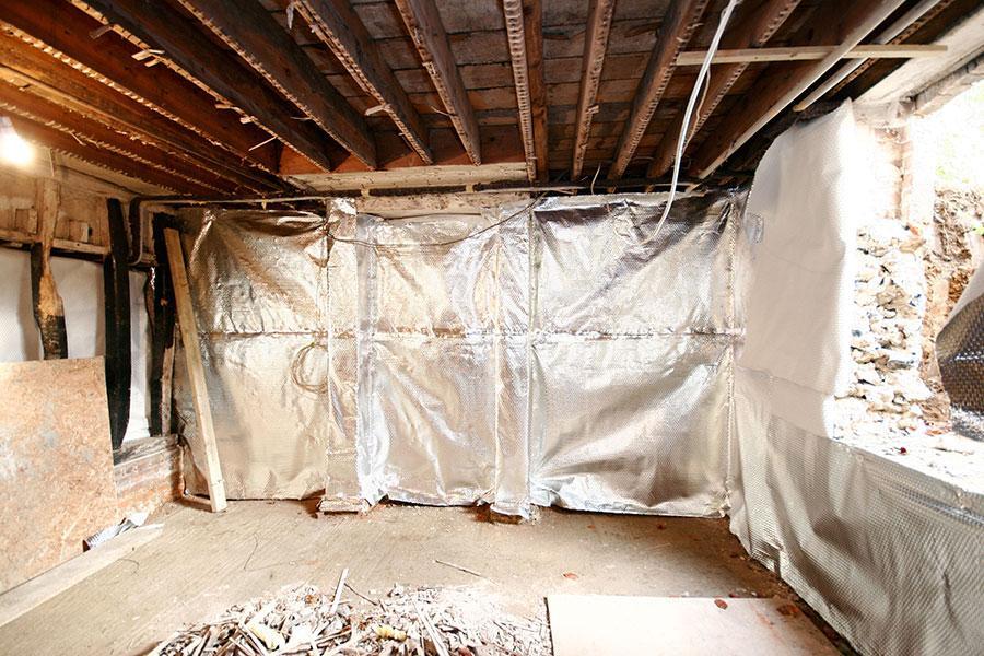 basement waterproofing 02x by tanin carpet cleaning water damage