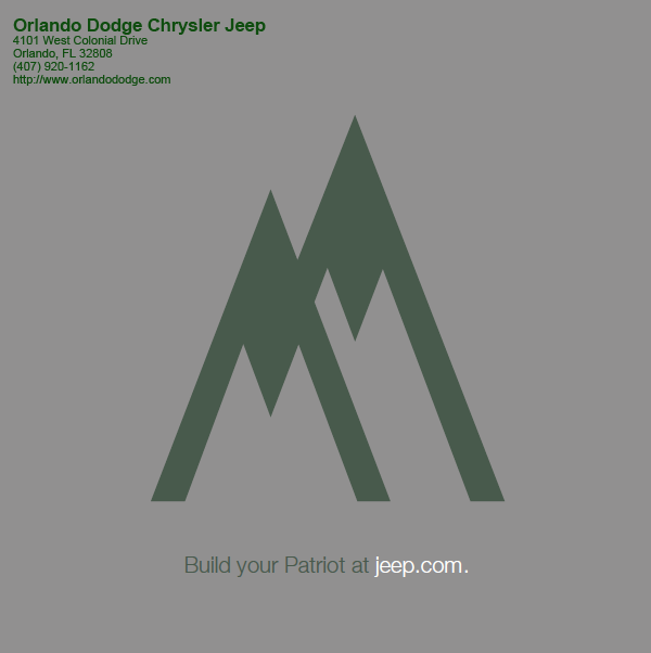 Chrysler Dealer Naples Fl: Orlando Dodge Chrysler Jeep - Orlando FL 32808