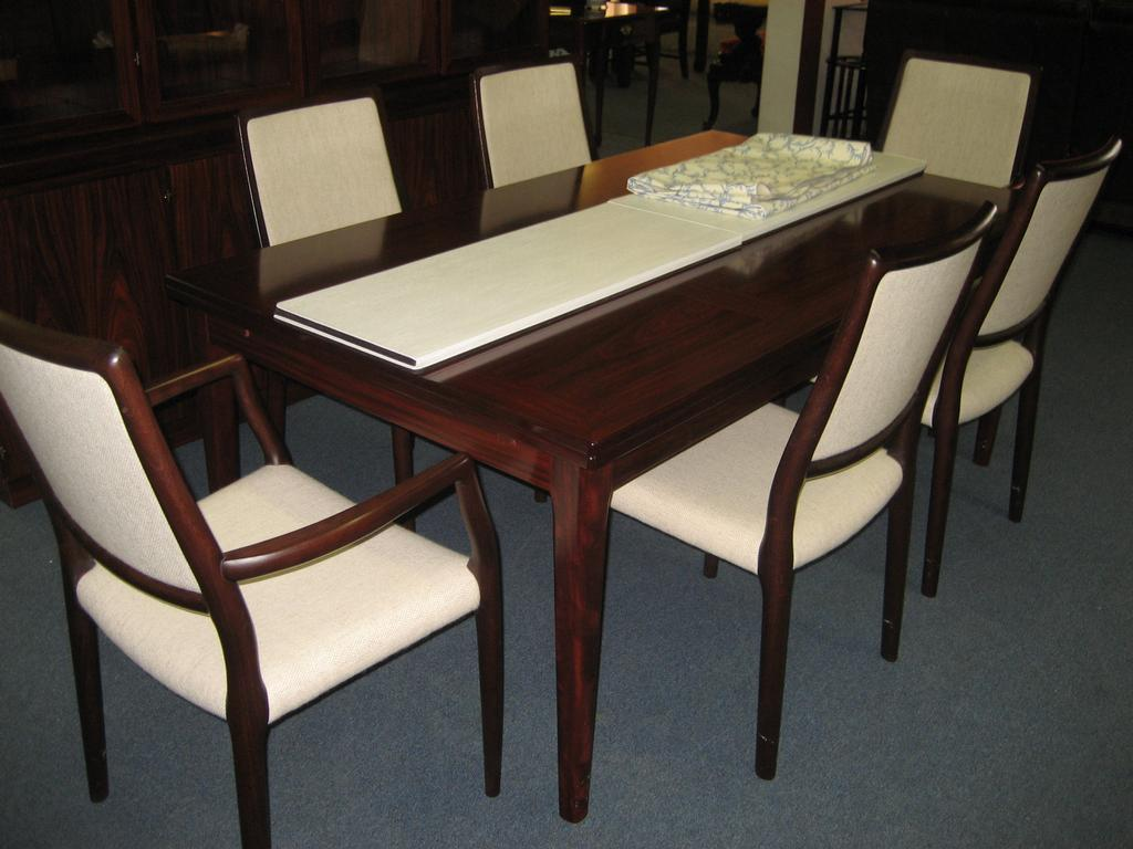 Rosewood Set 003 From Consignment Furniture Gallery In Beltsville Md 20705