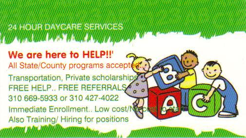 Pictures for 24 Hour DayCare Services, Crisis Intervention ...