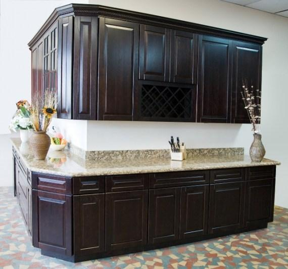 D7 Chocolate. GRANITE By DL Cabinetry ...